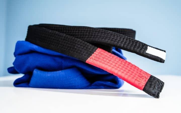 Home workout with the gi as | Jiu Jitsu Legacy