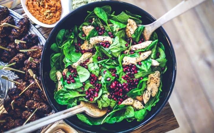 How to eat healthy, salad | Jiu Jitsu Legacy