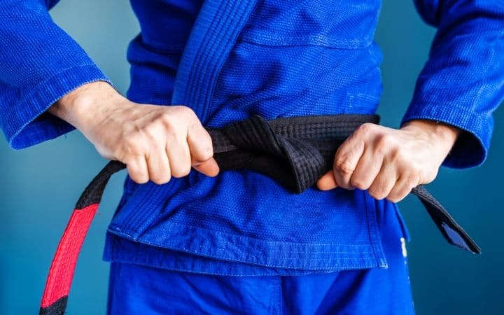 Jiu Jitsu gi and belt | Jiu Jitsu Legacy