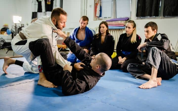 Teaching as one of the benefits of Jiu Jitsu | Jiu Jitsu Legacy