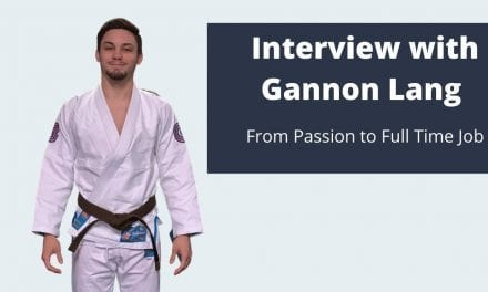 Interview with Gannon Lang – From Passion to Full Time Job