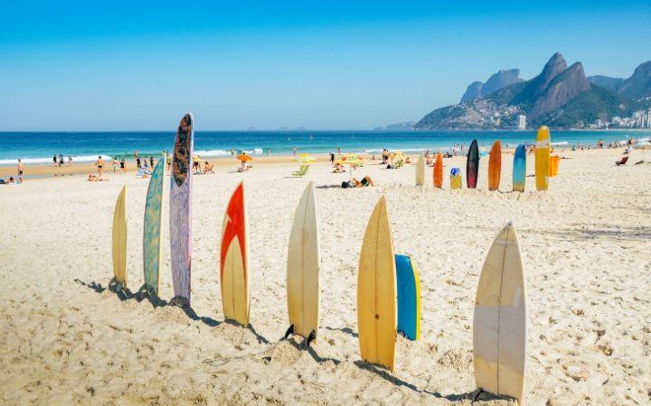 Top destinations to roll and surf | Jiu Jitsu Legacy