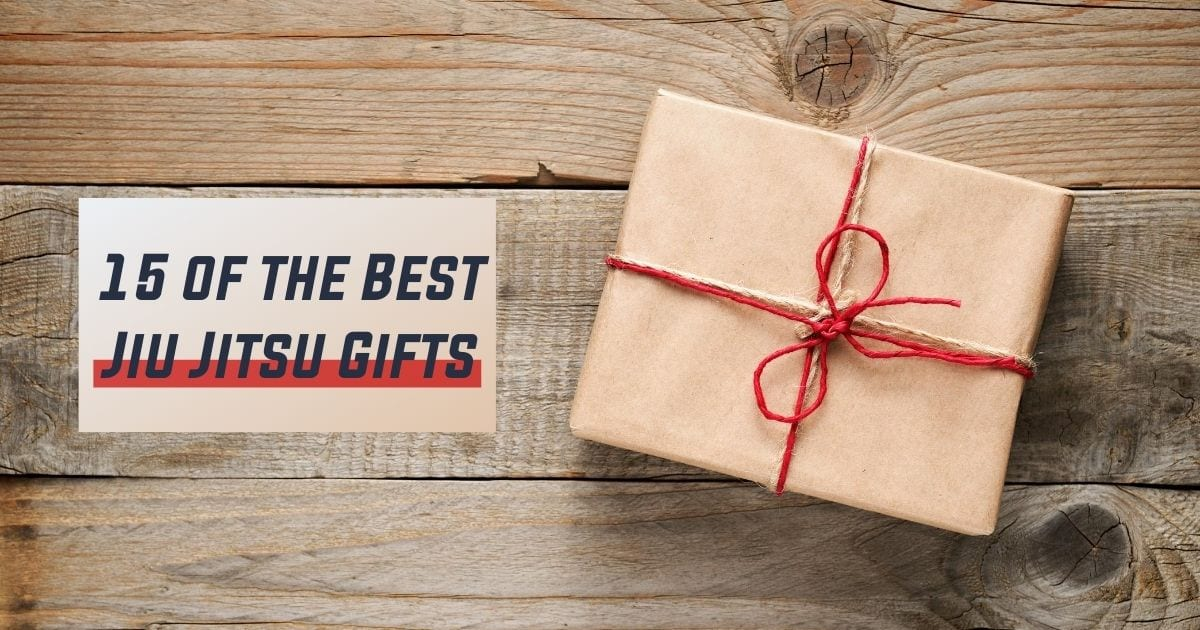 15 of the Best Jiu Jitsu Gifts