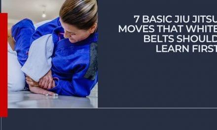 7 Basic Jiu Jitsu Moves That White Belts Should Learn First