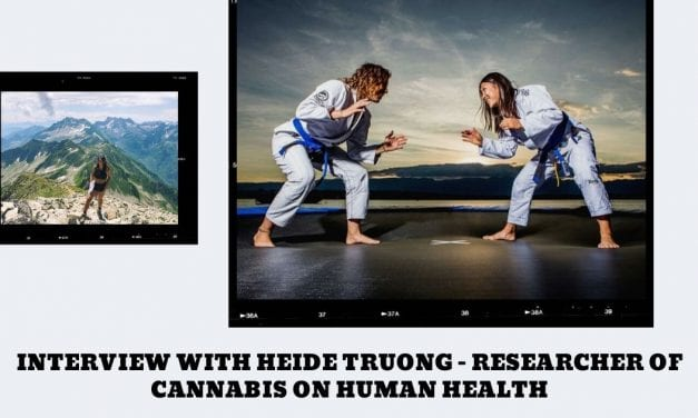 "Interview with Heide Truong – ""The mat is one of the only places in the world where who you are doesn't matter"""