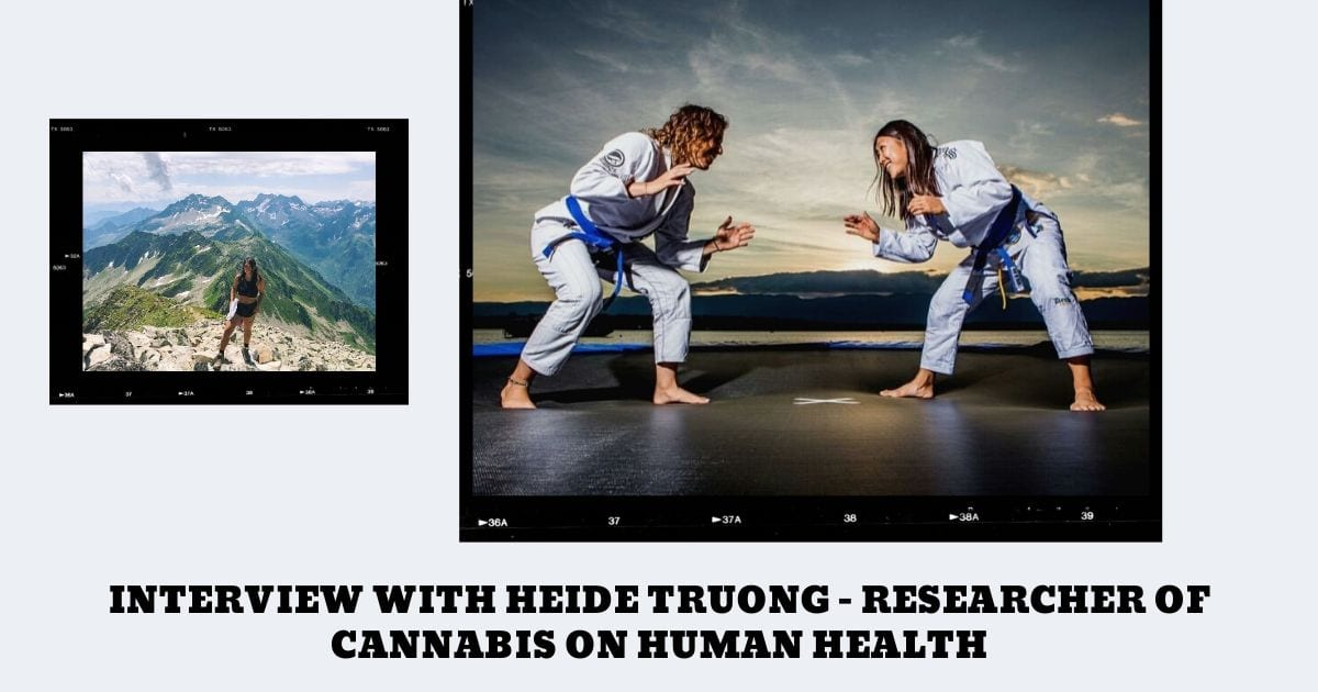 """Interview with Heide Truong – """"The mat is one of the only places in the world where who you doesn't matter"""""""