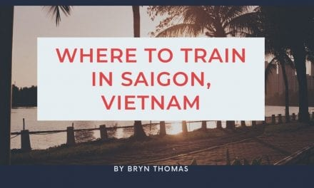 Where to Train in Saigon, Vietnam