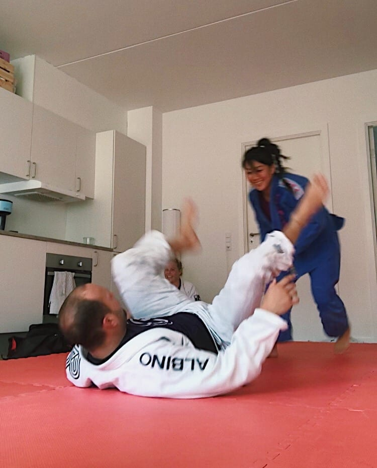 """Interview with Heide Truong - """"The mat is one of the only places in the world where who you are doesn't matter"""" 3 Interview with Heide Truong - """"The mat is one of the only places in the world where who you are doesn't matter"""" Heide Truong"""
