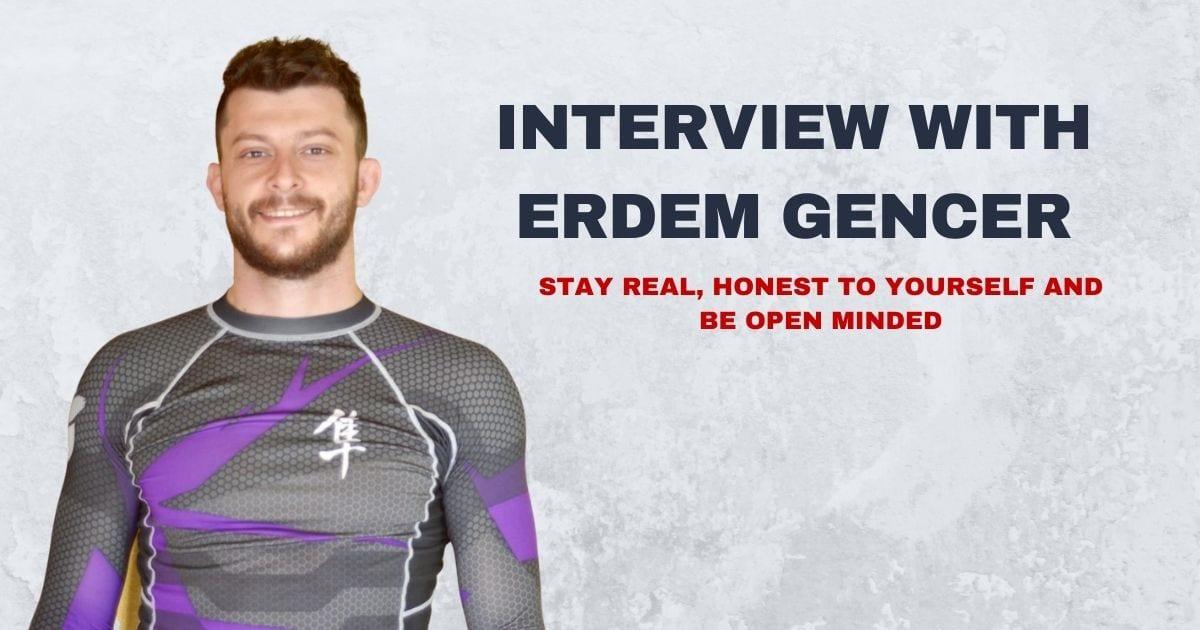 Interview with Erdem Gencer