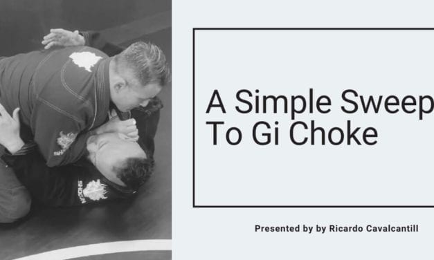 A Simple Sweep To Gi Choke by Ricardo Cavalcanti