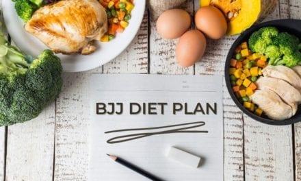 BJJ Diet Plan
