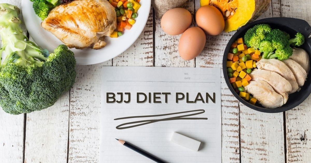 BJJ Diet Plan | Jiu Jitsu Legacy