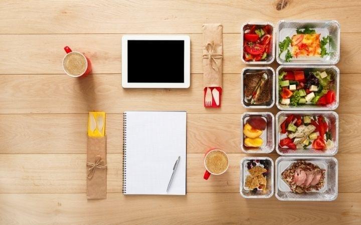 Diet planning and prepared meals, BJJ Diet Plan