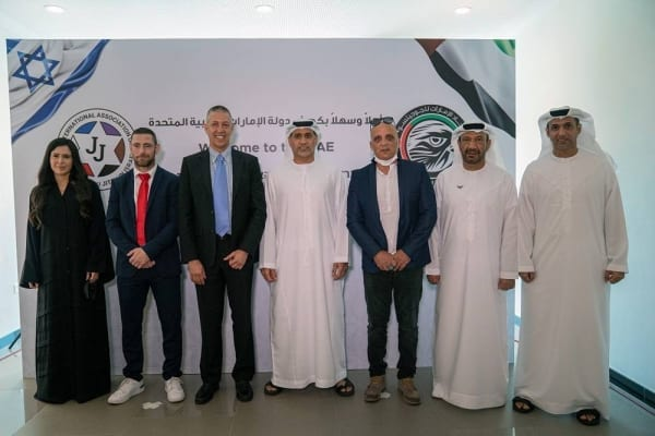 UAEJJF And International Association of Competitive Jiu-Jitsu In Israel Sign Cooperation Memorandum