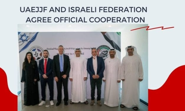 Jiu Jitsu Without Borders: UAEJJF And Israeli Federation Agree on official Cooperation