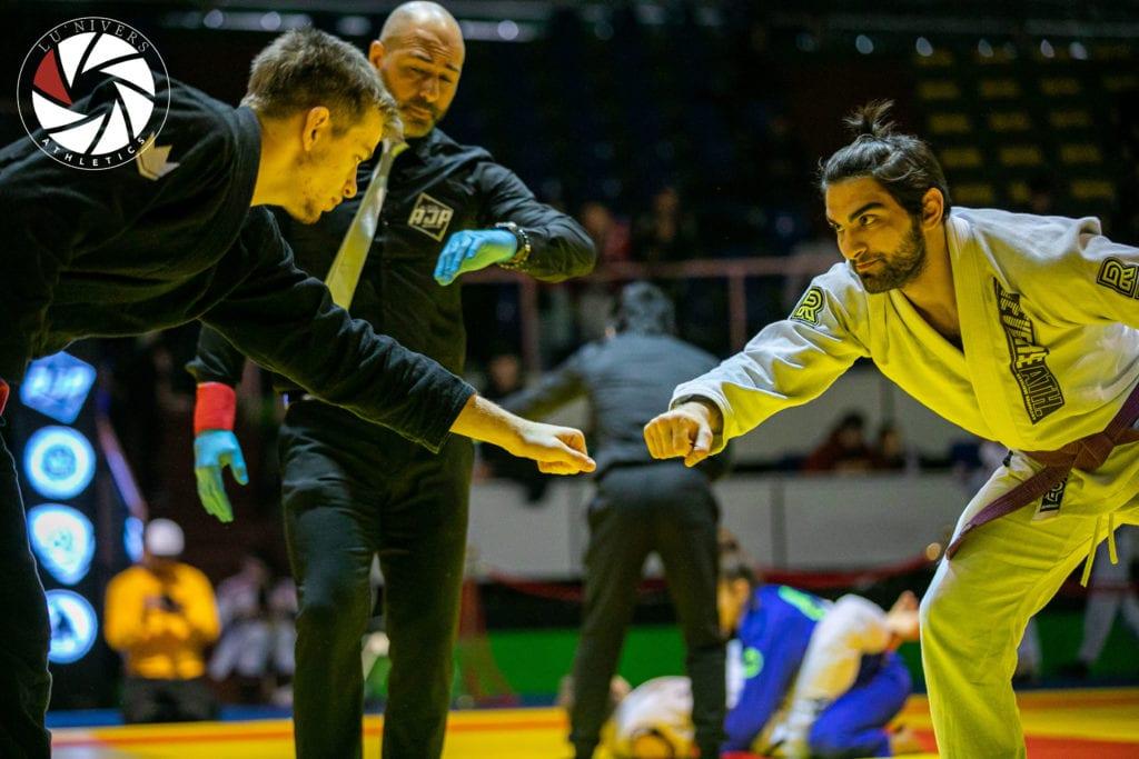 Purple belts and their unique Jiu Jitsu style