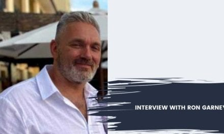 An Interview with Ron Garney