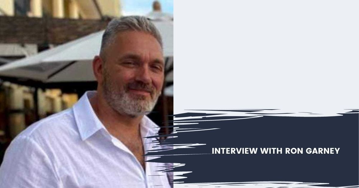 An Interview with Ron Garney 3 An Interview with Ron Garney RON GARNEY