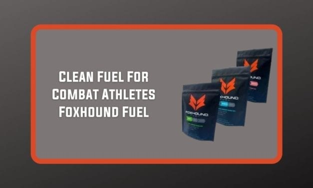 Clean Fuel For Combat Athletes – Foxhound Fuel