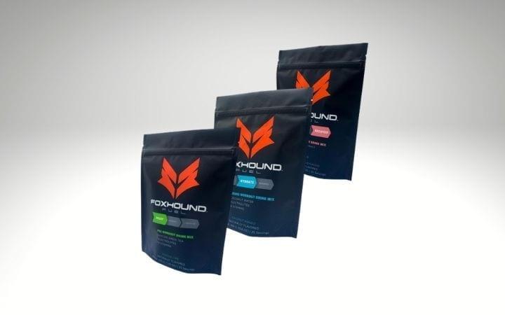 Foxhound Fuel 3 packs | Jiu Jitsu Legacy