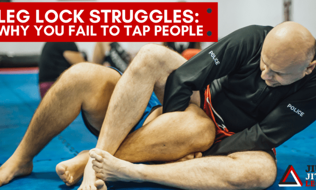 Leg Lock Struggles: Why You Fail To Tap People