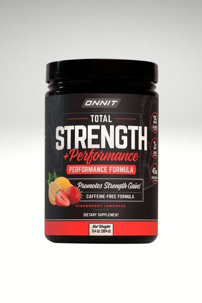 Onnit Total Strength + Performance | Jiu Jitsu Legacy