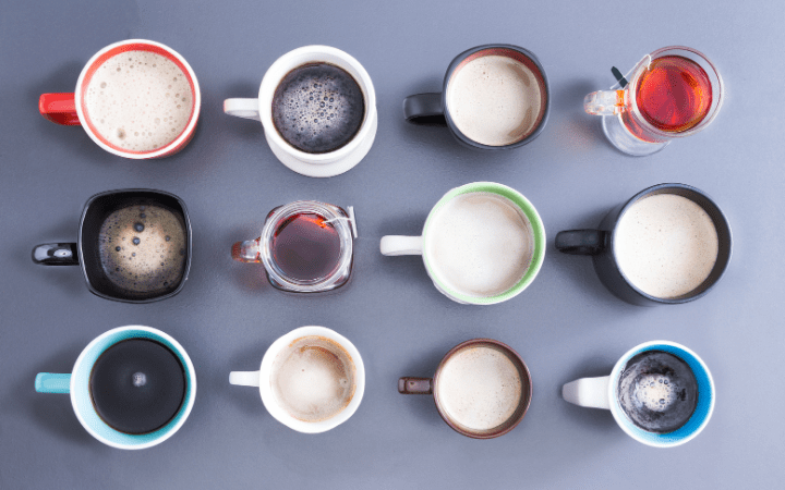 Jiu Jitsu Tips: Coffee drinks