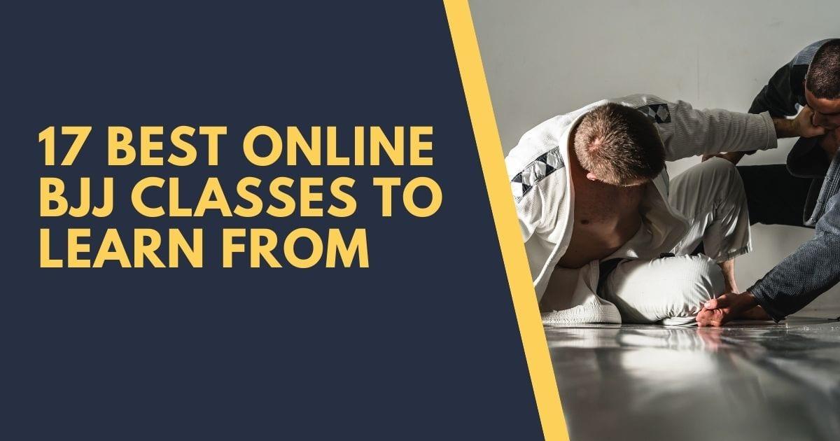 17 Best Online BJJ Classes to Learn from 23 17 Best Online BJJ Classes to Learn from online bjj classes