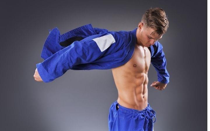 BJJ training dress code