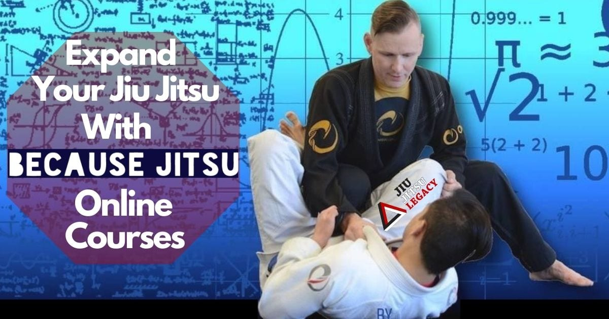 Because Jitsu Courses Make Learning Jiu Jitsu Online EASY 5 Because Jitsu Courses Make Learning Jiu Jitsu Online EASY Learning Jiu Jitsu