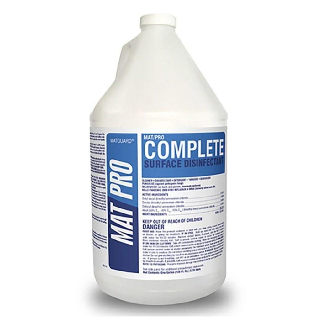 Fujimats Matpro cleaner