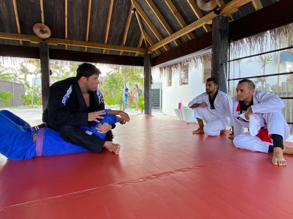 What It Takes to Start a 5* BJJ Hotel: The Red Mat at Hard Rock Hotel Maldives 3 What It Takes to Start a 5* BJJ Hotel: The Red Mat at Hard Rock Hotel Maldives BJJ Hotel