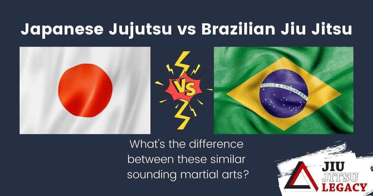Comparing Japanese Jujutsu vs BJJ - Which is better? 12 Comparing Japanese Jujutsu vs BJJ - Which is better? jujutsu