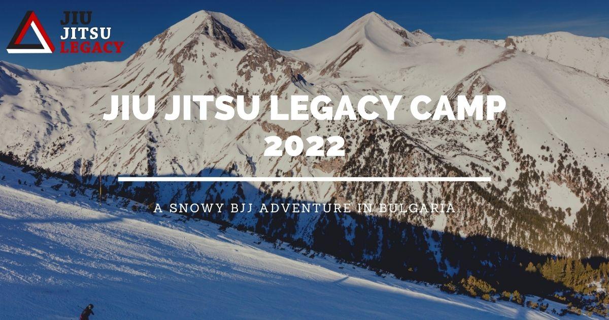 BJJ Camp in Winter Resort in Bulgaria